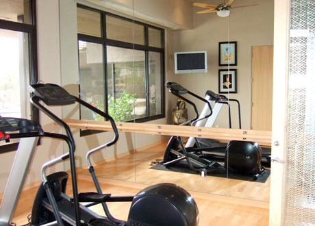 Residential Excercise Room