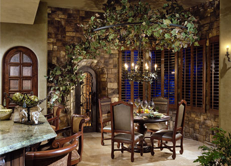 Residential Breakfast Nook