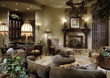 Residential Family Room