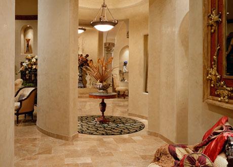 Residential Hallway