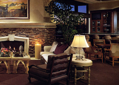 Copperwynd Resort Lounge